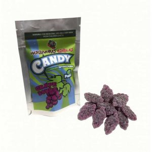 Cannabis Grape Sours Candy Candy