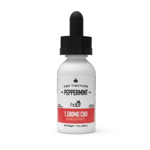 1500mg CBD With Peppermint Oil